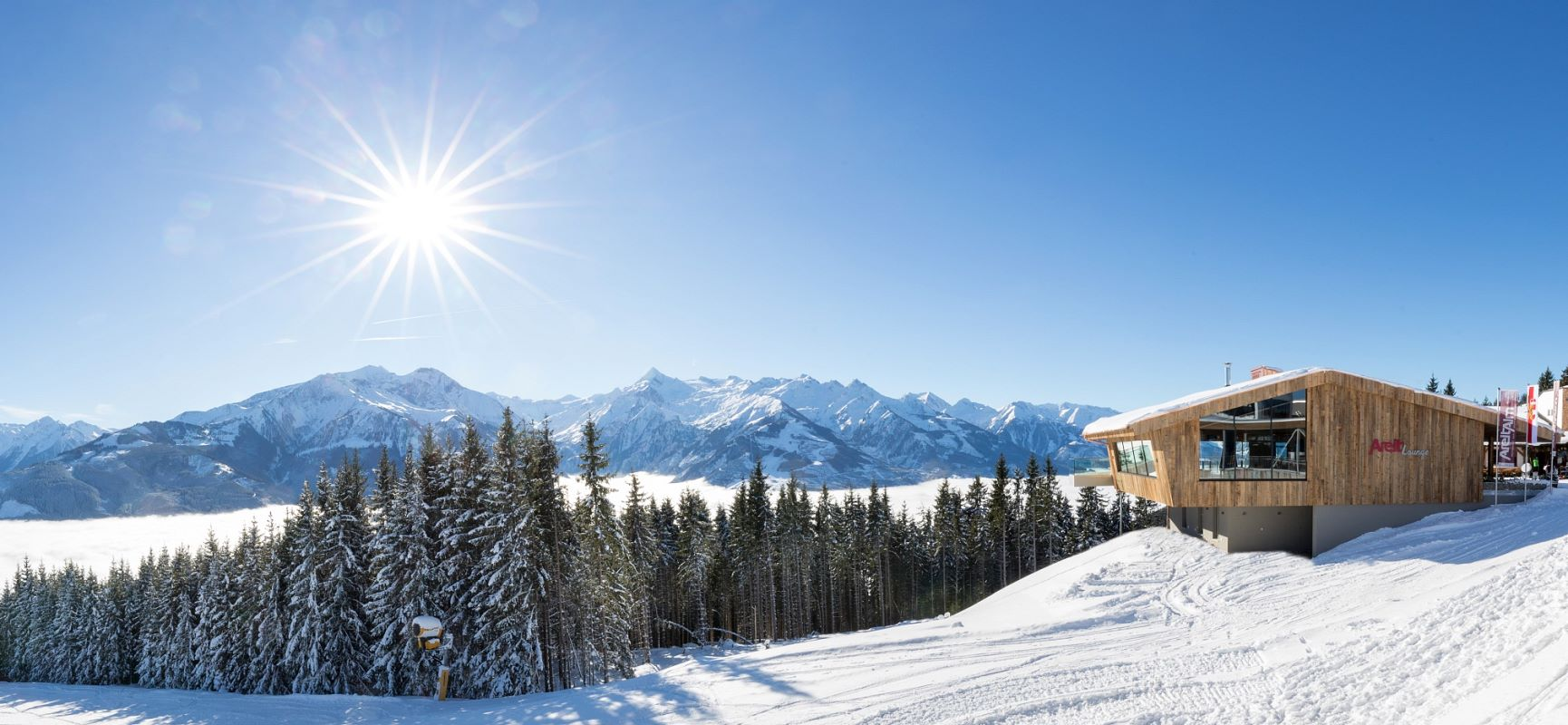 Skirestaurantes & Skihütten